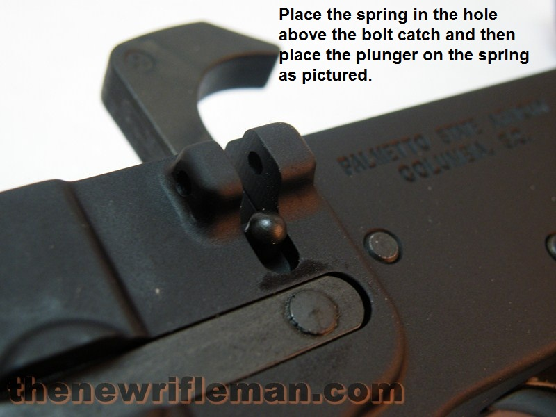 Building An Ar15 Lower Receiver A Step By Step Visual Guide