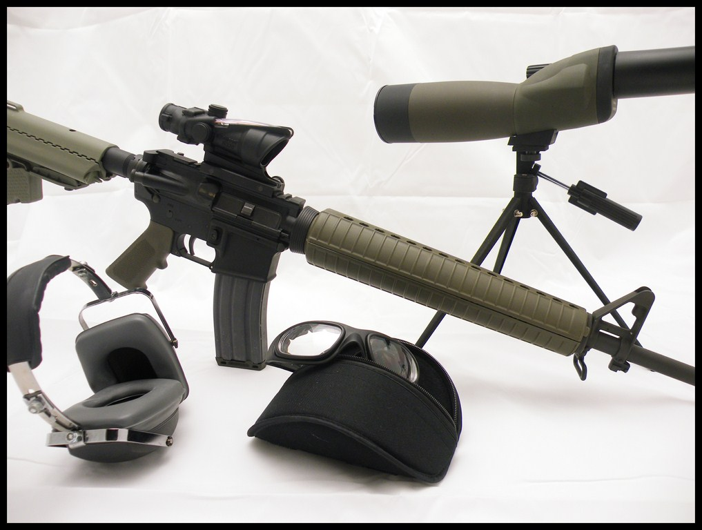 What Should Your First AR15 Upgrade Be?