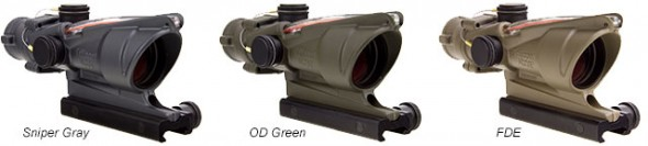 New Trijicon Products!