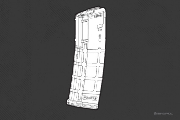 The Data Driven AR15 Project, Updated: Magazines