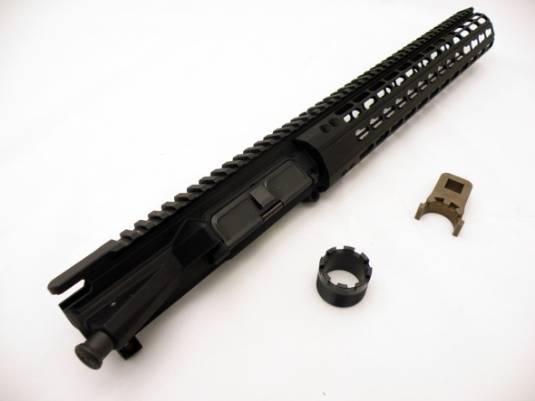 The Aero Precision M4E1 Upper Receiver