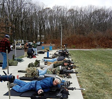 "Competing in NRA High Power ""National Match"" Shooting With a Scoped, Tactical Rifle"