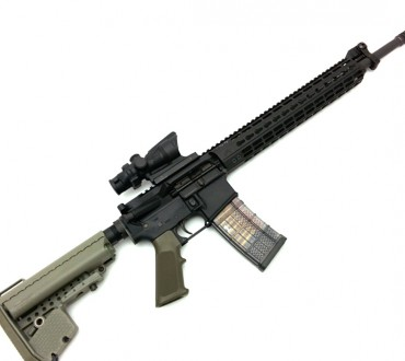 Re-Thinking the Modern Rifle: Hosted by LooseRounds.com