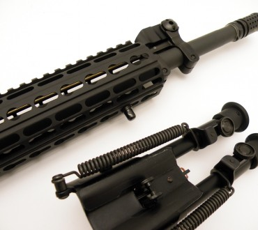 An Elegant and Affordable Solution for Key-Mod Bipods