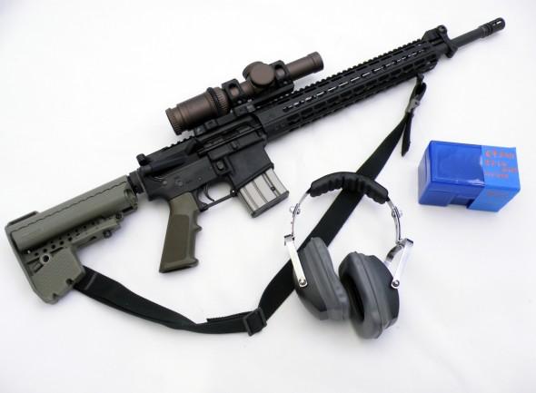 Building the AR15 General Purpose Rifle: A Rifleman's Best Friend