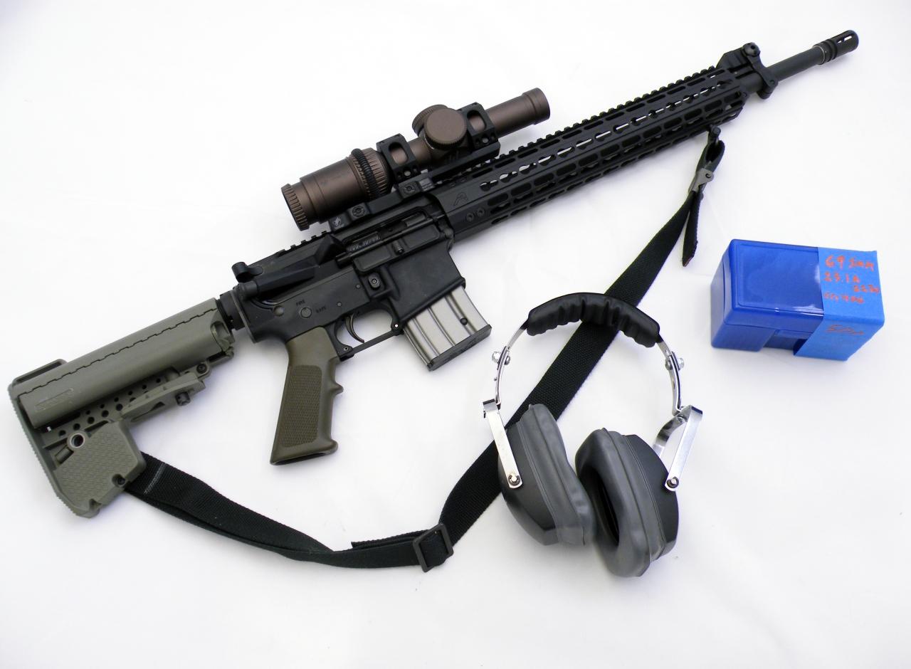 Building The General Purpose Ar15 A Rifleman S Best Friend