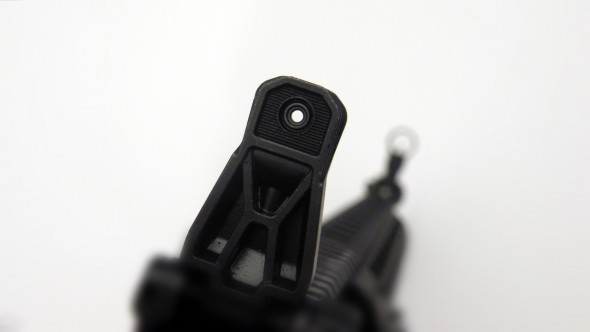 Digging the MBUS Pro: Peep Sight Done Right