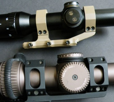 Choosing a Fighting Variable Part 1: Reticle Design and Illumination