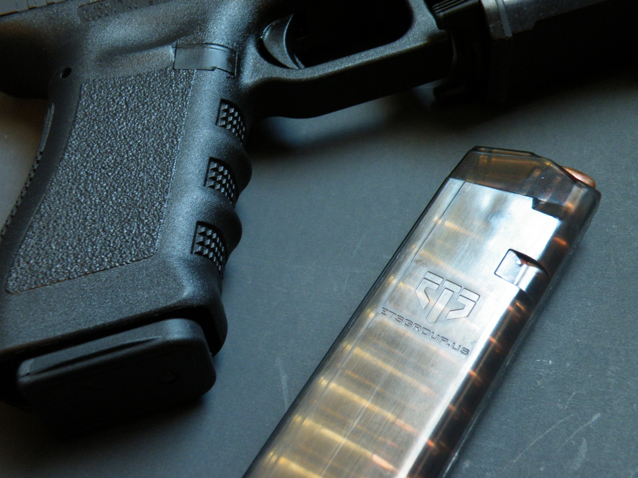 TTI PMAG BP 223 +5 BLK - shootingsurplus.com