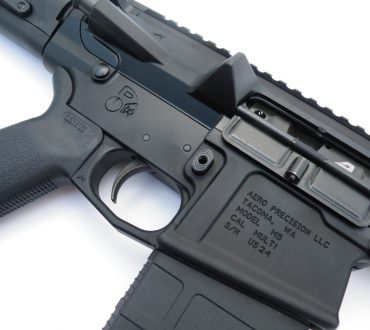 Heavy Rifleman: The Aero Precision M5E1