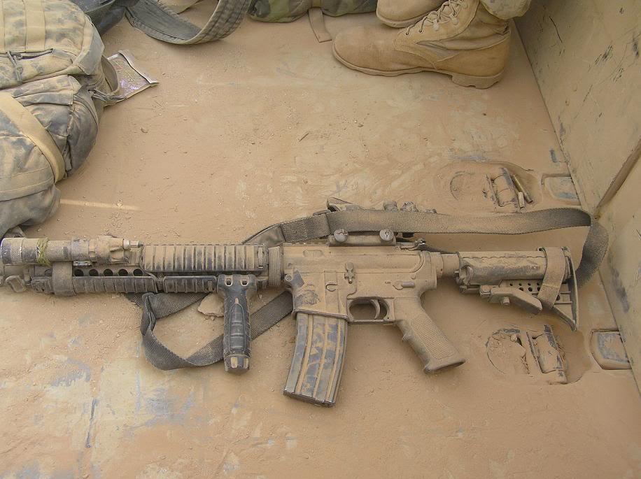 Dorable M16 Nail Gun Pattern - Nail Art Ideas - morihati.com