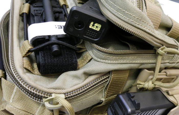 A Rifleman's Support Bag