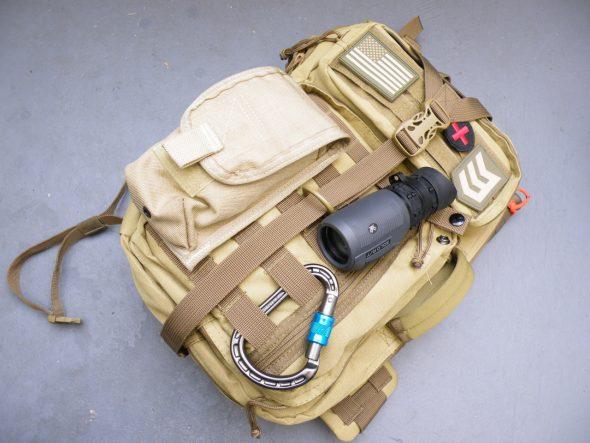 3V Gear OUTLAW II