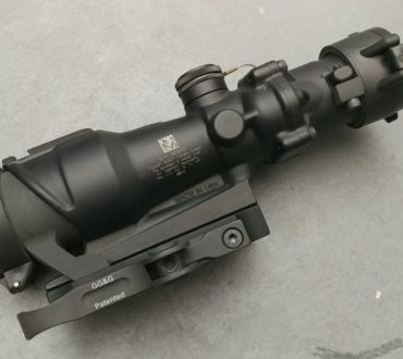 The GG&G AccuCam: Up-Armor Your ACOG