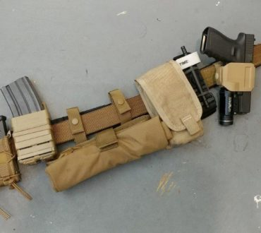 HSGI Gun Belt Setup: Crye Precision, Condor, ITW, and more!
