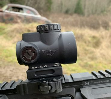 Trijicon MRO Review: Best Value Red Dot