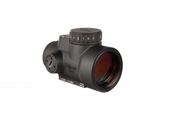 Trijicon's New MRO-HD Features New Reticle… Price Jumps Significantly