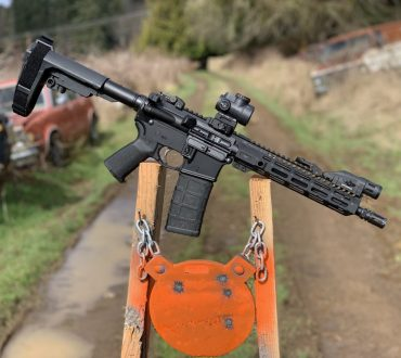 PSA 10.5 Pistol Kit Review: An AR Pistol Build on a Budget