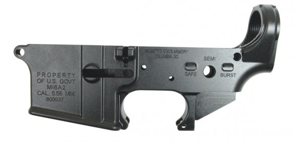 Palmetto M16A2 Marked Lowers In Stock!