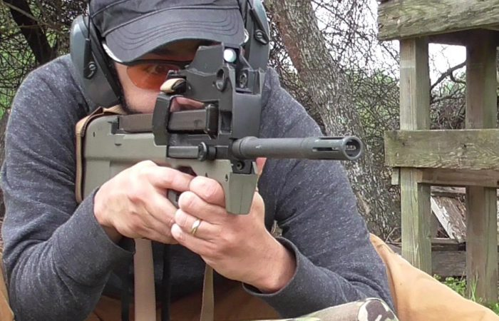 FN Project 90 in 2020: The FN PS90 / P90 Review