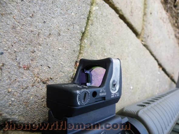 Trijicon RMR: initial thoughts