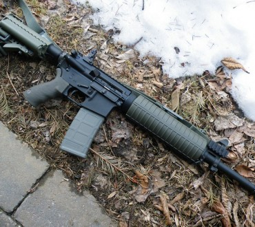 The AR15 as the Rifleman's Weapon