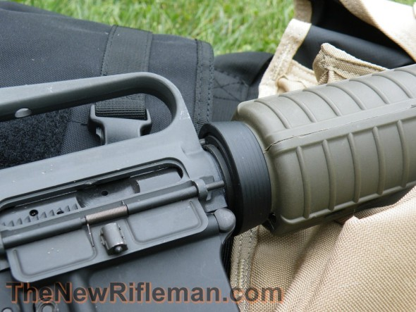 AR15A2 But Not Forgotten: The A2 Project