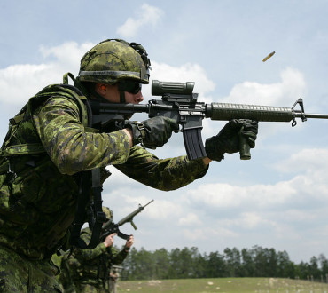Running a Rifle in a Carbine World
