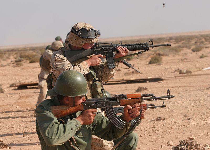 The Best Way to Zero Your AR15 or Kalashnikov