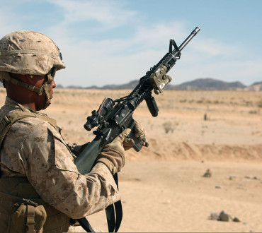 The Rifle Vs. The Carbine: Data Points