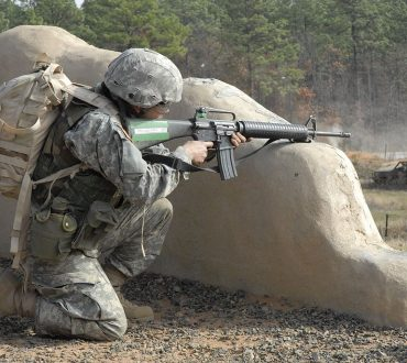 How to Clone the M16A2 Rifle