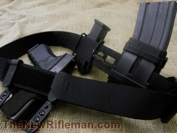 I Wish I Had Gotten This Sooner: Wilderness Tactical Instructor Belt