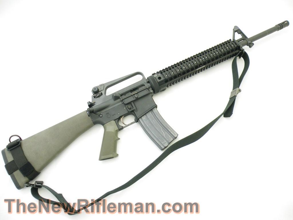 Larue 12.0 Rail A2 Rifle