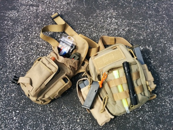 Range Time with the Active Shooter Bag