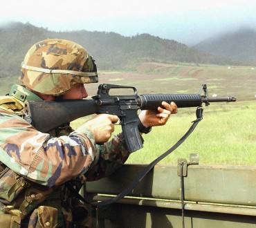 Defensive Iron Sights: Still Fighting