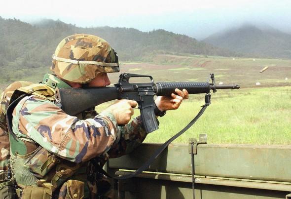 Defensive Iron Sights: Still Fighting