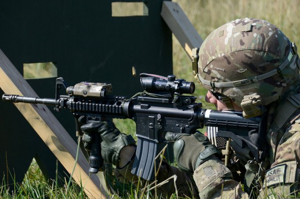 The 3 Gun Crossover: Awesome Posts on Modern Weapon Theory