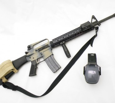 From the Man Himself: David A. Lutz on the Development of the M16A2