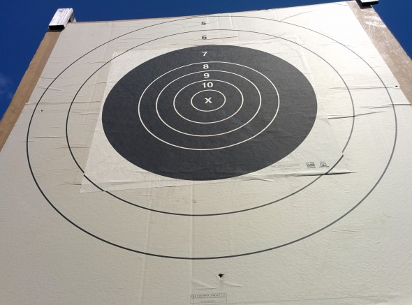 Match 1: Shooting NRA High Power with the Mil-Spec A2