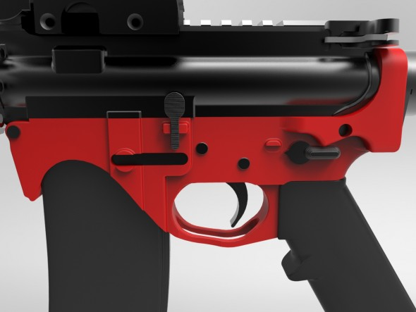 The State of the Printed AR15: A Gradual March to Perfection