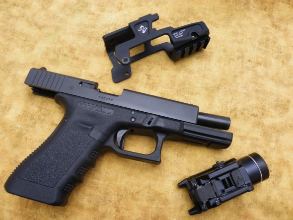 Pistol Coverage: USPSA Journal #1 on www.LooseRounds.com