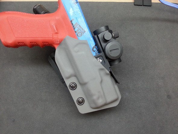 Prototype Custom Holster From Vigilance Tactical
