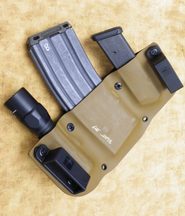 Gear Review: Bravo Concealment SNS-R