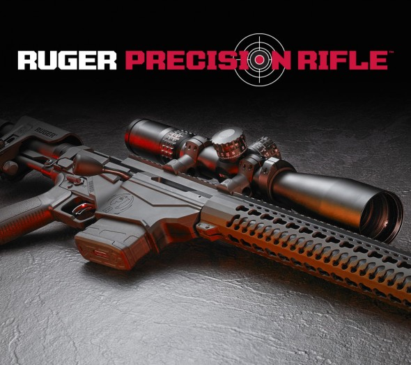 Ruger Precision Rifle: Quick Notes