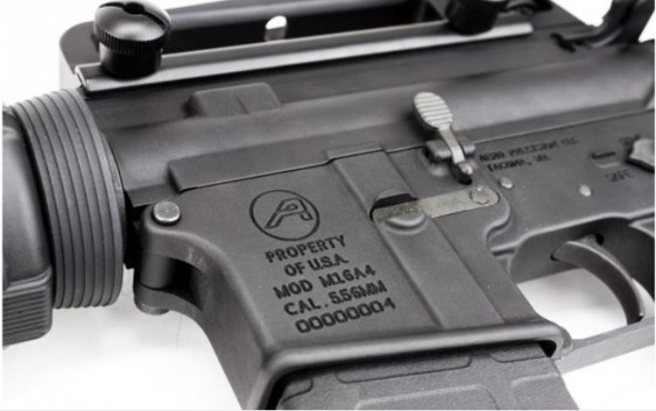 Aero Precision Introduces M16A4 Clone