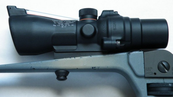 Some Thoughts on the Little ACOG: TA47R