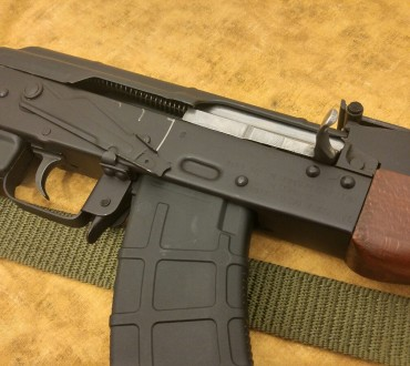 Kalashnikov Acquired: How Does One Modernize an AK-47?