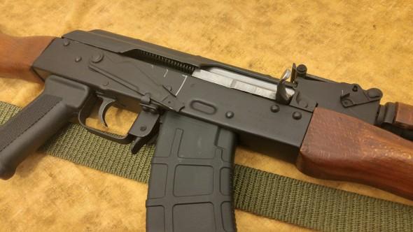 Kalashnikov Acquired: How Does One Modernize an AK-47?