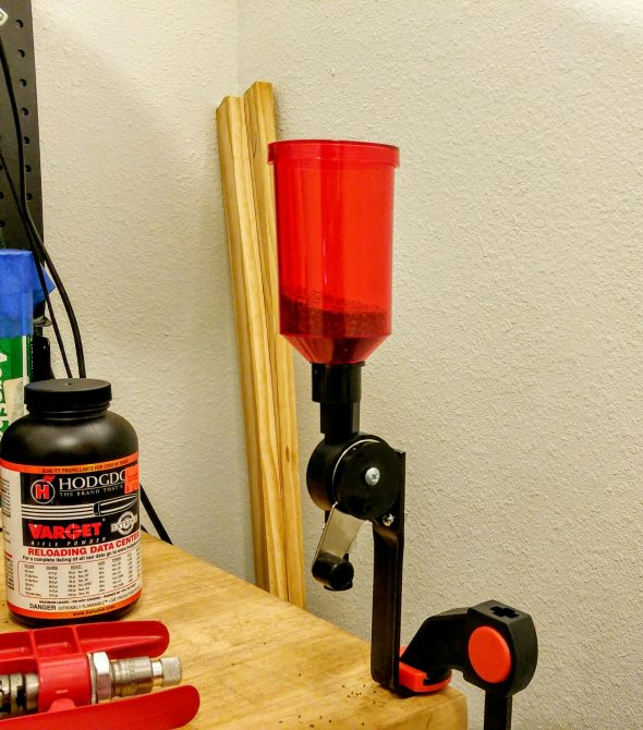 Gear Review: Lee Perfect Powder Measure