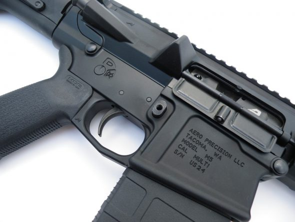 Heavy Rifleman: The Aero Precision M5E1 Review
